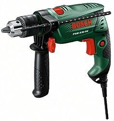 Bosch Schlagbohrmaschine PSB 530 RE (530 Watt, im Koffer)