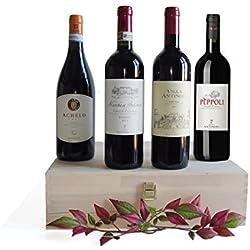 Migliori Vini delle Cantine Marchesi Antinori - Confezioni Regalo Vino Importante della Toscana