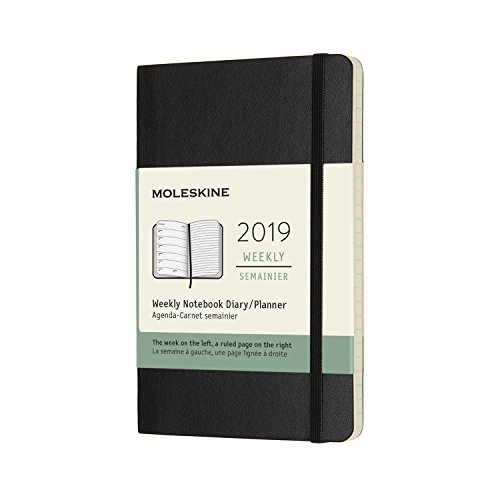 NPW DSB12WN2Y19 - Notebook 2019, 9x14 cm