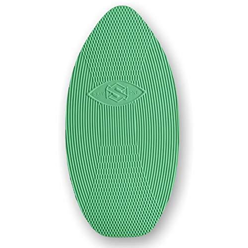 Skimboard SkimOne 41/ 105cm EVA Deck Lime Wake Skate Wellenbrett Strandbrett Soft Holz
