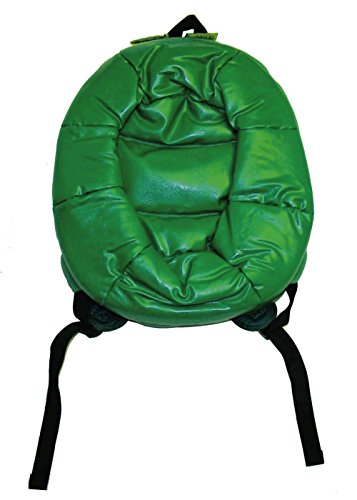 Teenage Mutant Ninja Turtles Turtle Shell Rucksack - Comes mit all four Augenmasken!