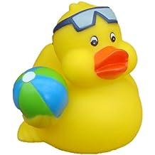 Happy Hot Tubs - Pato de playa con gafas para piscinas y jacuzzis ¡Gran calidad