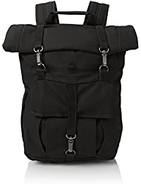 Timberland24L ROLL TOP BACKPAC BLACK - bolsa de medio lado Unisex adulto