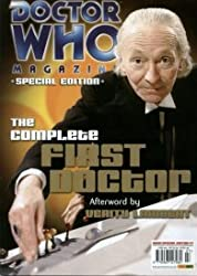DOCTOR WHO MAGAZINE - SPECIAL EDITION #7 - THE COMPLETE FIRST DOCTOR - 12th MAY 2004