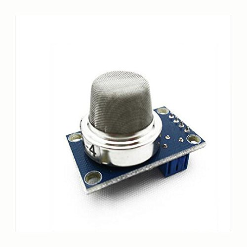 WKELECTRONDE-MQ-4 MQ4 DC5V LPG Alkohol Methan Wasserstoff Rauch Gas Detektor Sensor Modul Für Arduino -