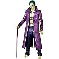 "Inception Pro Infinite"", (Talla S) Traje largo Traje púrpura Joker Carnaval Cosplay de Halloween Batman Suicide Squad Jared Movie Idea de regalo para hombre Niño Adultos,"