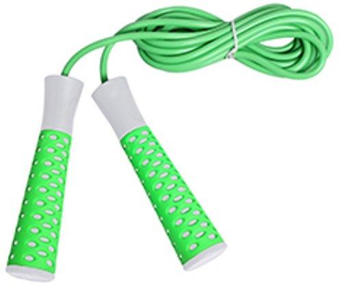 Cosco Elevate PVC Jump Rope, 275cm (Green)
