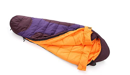 41YkP6k2sJL - Camping sleeping bags, Mummy sleeping bag type of outdoor camping camping outdoors adult fall asleep (Single sleeping bag) ,Sleeping bag