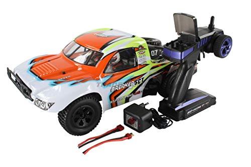 RC Auto kaufen Short Course Truck Bild 4: 1:10 HSP Breaker SCT RTR Orange*