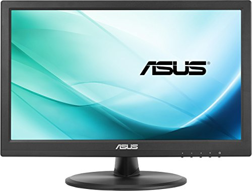 Asus VT168H 39,6 cm (15,6 Zoll) Multi-Touch Monitor (VGA, HDMI, 10ms Reaktionszeit) schwarz Touch Screen