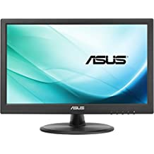 "ASUS VT168N point touch - Monitor (39,6 cm (15.6""), 200 cd / m², 50000000:1, 1366 x 768 Pixeles, 90°, 65°)"