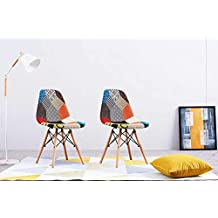 Amazonfr Chaise Patchwork