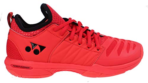 YONEX Scarpe da Tennis Fushionrev3 Unisex Rosso Unisex Misura 43