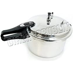 3 LITRE PRESSURE COOKER ALUMINIUM 3L KITCHEN CATERING HOME BRAND NEW L by Prima