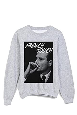 Sweat-Shirt Jacques Chirac french touch ref 818 - M