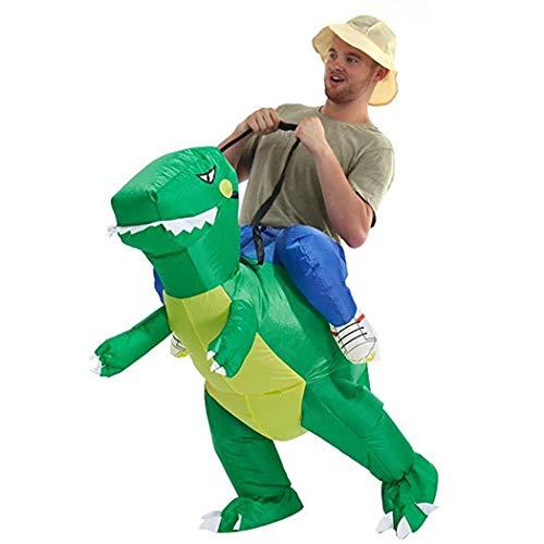 diaped Aufblasbare Kostüm Karikatur lustig Erwachsene/Kinder Halloween-Party Kostüm-Dinosaurier,Cowboy, Stier, Schwarzer Sumo, - Machen Sie Ein Gorilla Kostüm