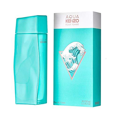 Aqua Kenzo by Kenzo Eau De Toilette Spray 3.3 oz / 100 ml (Women)