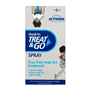 HEDRIN Treat & Go Spray, 60 ml