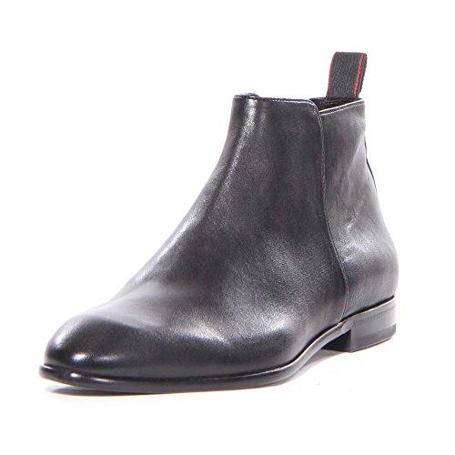 Hugo Boss Dressapp_Zipb_gr - Bottes Hommes Chaussures