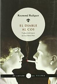El diable al cos par Raymond Radiguet