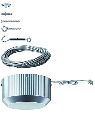 Wire System Light & Easy base metal system 150 10m Grey 230/12V 150VA
