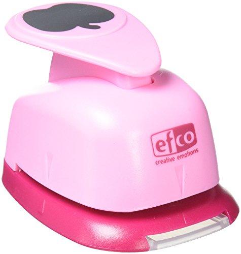 (EFCO 2,5cm Medium Apple, Pink)
