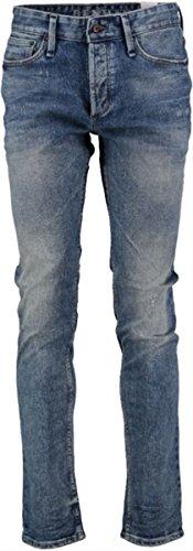 Denham Razor AVS Slim fit Blau