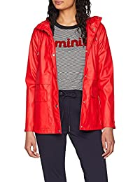Only Onltrain Short Raincoat Otw Noos, Impermeable para Mujer