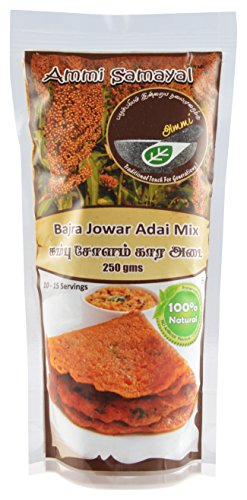 Ammi Samayal Bajra Jower Adai Mix , 250 grams