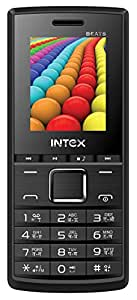 Intex Eco Beats (Dual SIM, Black-Grey)