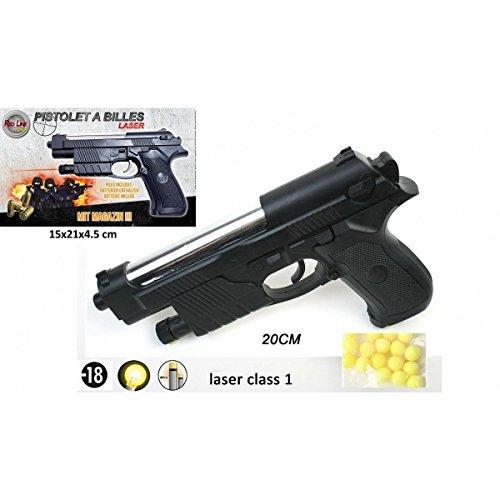 les colis noirs lcn Pistolet a Bille Red Line Series - 0,5 Joules - 606