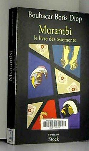 Murambi : le livre des ossements