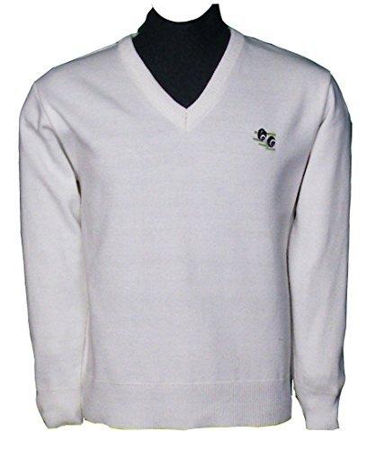 lawn-bowling-v-neck-white-jumper-100-acrylic-s-m-l-xl-2xl-3xl-white