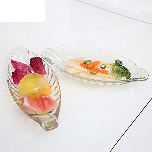 Bananensplit Eis Ice Cream Cup/ Eis Cup/Glasplatte-A (Polnisch-geschenk-korb)