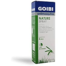 GOIBI ANTIMOSQUITOS NATURAL SPRAY 100 ML