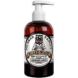 Mr. Bear Familie Bartshampoo Woodland, 250 ml