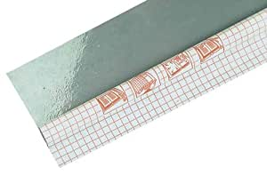 Elba Rouleau couvre-livres adhésif en polypropylène prise différée 1 x 10 m Incolore