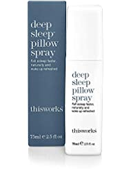 This Works Deep Sleep Pillow Spray, 75 ml