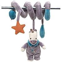 Fisher Price Mascot with Rattle on espiral € jirafa