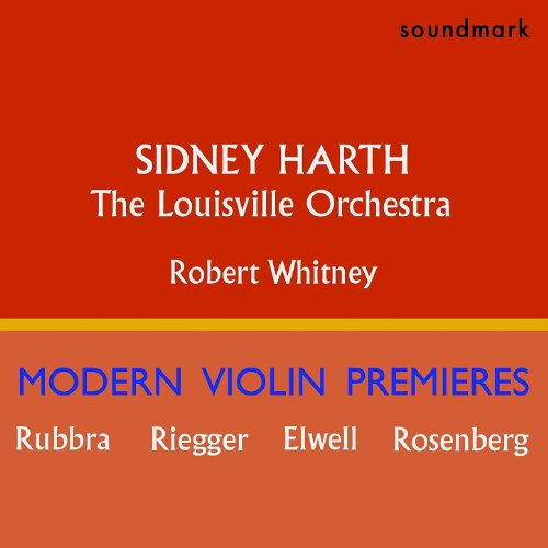 Riegger - Variations for Violin and Orchestra, Op. 71 - XII. Variation XI