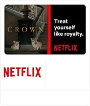 Netflix - Delivered via Email