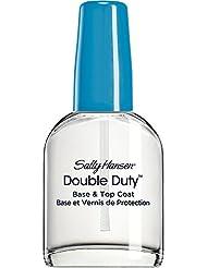 Sally Hansen Double Duty Strengthening Base and Top Coat, 13.3 ml