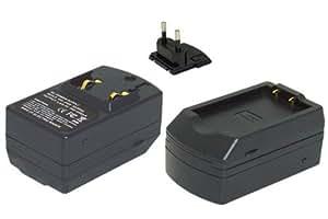 Chargeur pour OLYMPUS PS-BLS1,E-400, E-420, E-450,E-600, E-620, E-P1,E-P3, E-PL1, E-PL3,E-PM1, EVOLT E-410