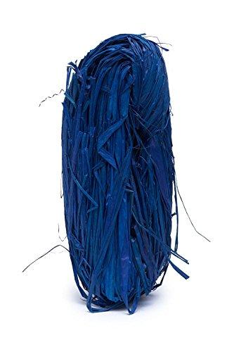 Schäfer Naturbast, farbig Blau