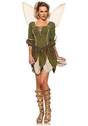 Leg Avenue 85478 - Rebel Tink Kostüm, Größe Large (EUR 40) (Peter In Ein Pan-kostüm)