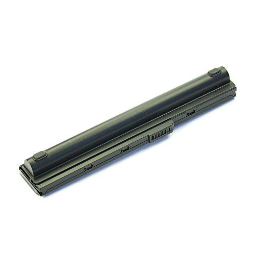 subtel® Qualitäts Akku (6600mAh) für Asus A40 / A42 / A52 / B53 / K42 / K52 / P42 / P52 / Pro5I / Pro67 / X5I / X42 / X67 A31-K52 (10.8V)* Notebookakku Laptopakku Ersatzakku Batterie
