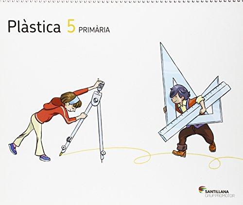 PLASTICA 5 PRIMARIA - 9788490470886 por Aa.Vv.