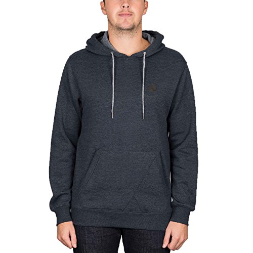 Single Stn P/O Hoodie navy Größe: M Farbe: navy (Cotton Hooded Ultimate Pullover)