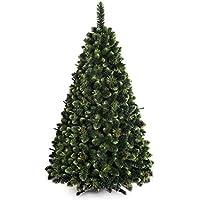 Sapin de Noël Arbre Artificiel Deluxe Fabrication de qualité supérieure Jeune Pin - 180cm - Young Pine