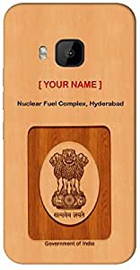 "Aakrti Mobile Back cover with your Dept: Nuclear Fuel Complex, Hyderabad.Let's Mobile Case to speak your ID With "" Your Name "" Printed on your Smart Phone : Samsung Galaxy Note-2 / N7100"